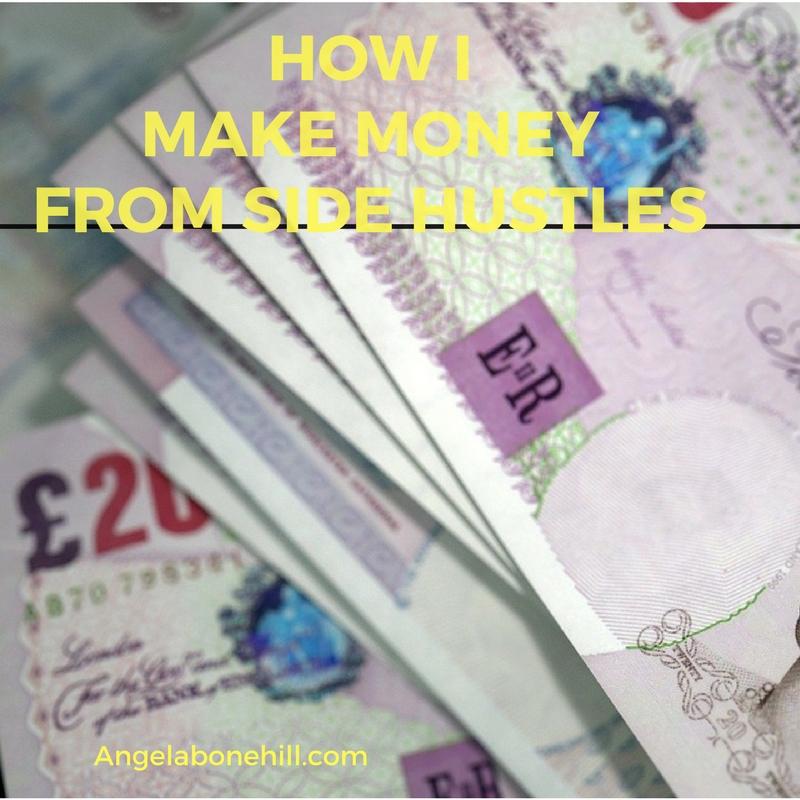 How I make money from side hustles